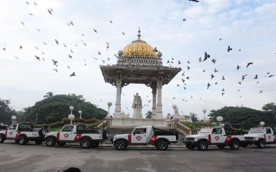 Mysore Jeep/cycle/ Packages