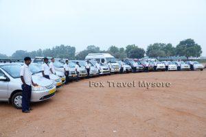 Mysore Sightseeing Cabs